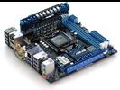 Fire Z77-baserede mini-ITX bundkort, anmeldt
