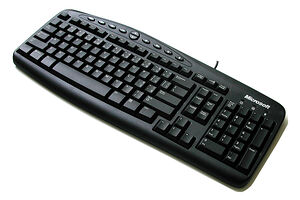 Microsoft Wired Keyboard 500