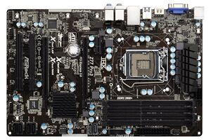ASROCK Z77 Pro3
