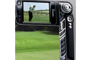 Nokia N93 Golf Edition
