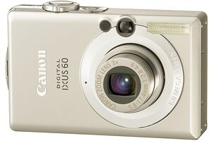 Canon Digital IXUS 60