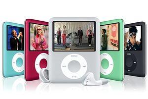 Apple iPod nano 8GB (3rd gen)