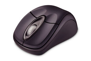 Microsoft Wireless Notebook Optical Mouse 3000