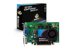 Albatron GeForce 8500GT 256MB