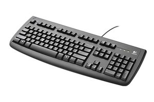 Logitech Deluxe Keyboard 250 (USB)