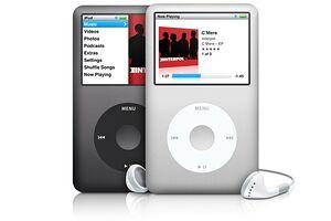 Apple iPod classic 120GB (6th gen)