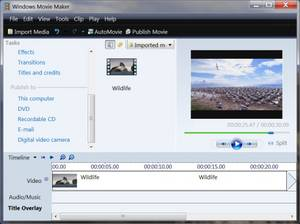 Windows Movie Maker Installer for Windows 7