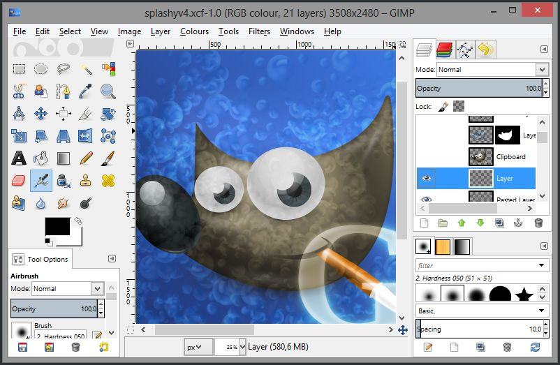 Download Gimp For Windows V2 Open Source