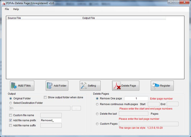how to delete file after downloading