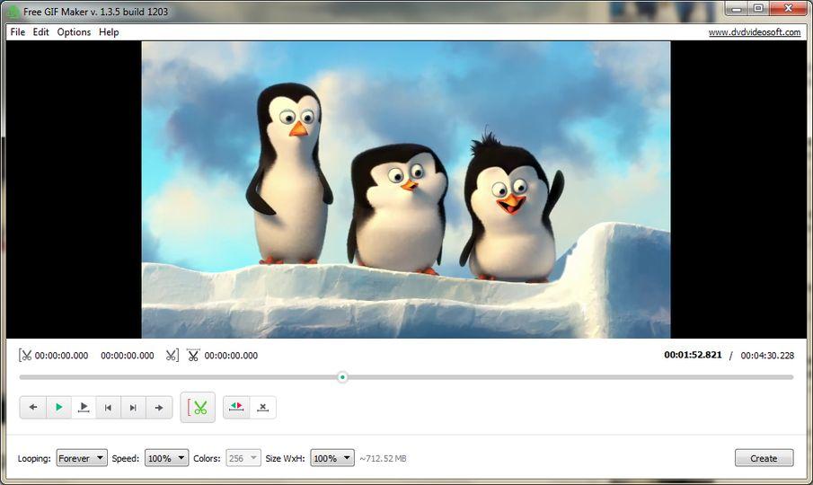 Free GIF Maker v1.3.7.324 تحميل برنامج تعديل