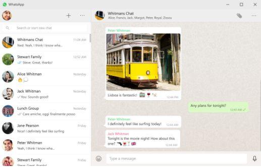 Lataa WhatsApp for Windows v0.2.1455 (ilmainen ohjelma / freeware) - download.fi