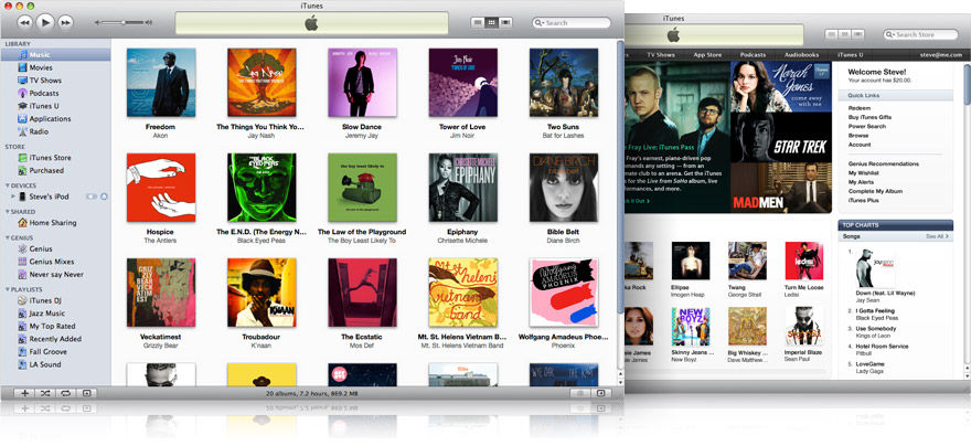 itunes free  for windows xp 64 bit latest version