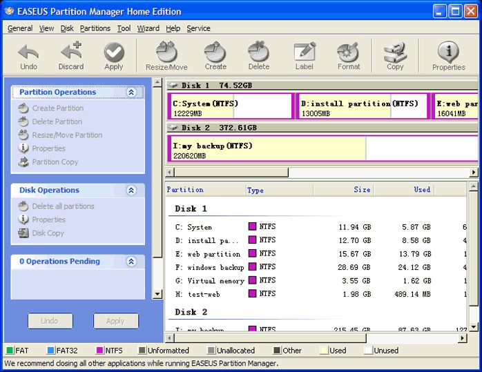 Easeus partition master 9.0 0 home edition free download