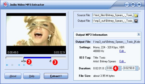Galera multimedia de free video to mp3 converter