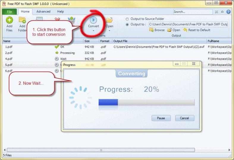 pdf converter printer driver free download