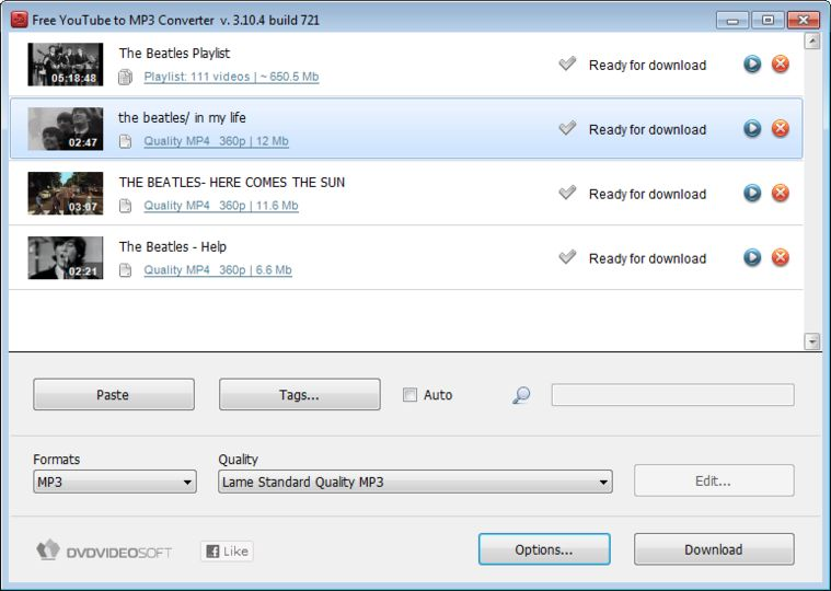 Download Free YouTube to MP3 Converter v4.1.53.628 ...