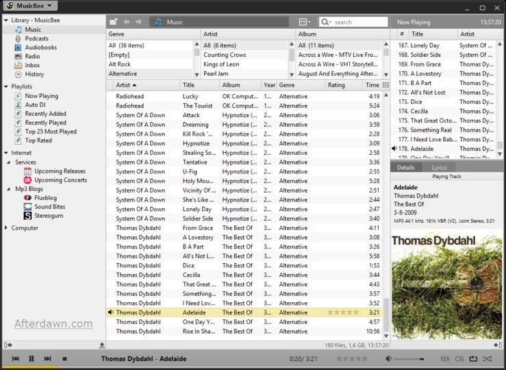 Download Musicbee