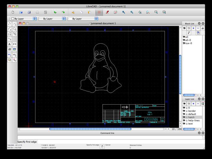 Lataa LibreCAD v2.1.3 (ilmainen ohjelma / open source) - download.fi