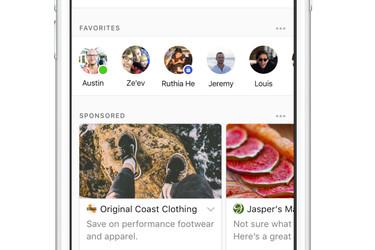 Facebook aloitti testin: Mainokset tulevat Messengeriin