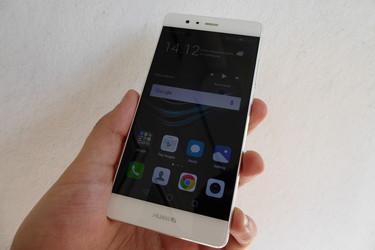 Testiss� Huawei P9: Askel eteenp�in kiinalaisvalmistajalta