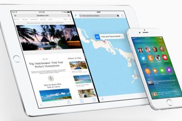 Apple julkaisi iOS 9:n ��T�m� on uutta