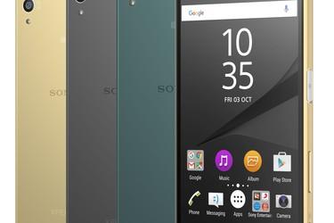 Android Nougat julkaistiin uudelleen Xperioille