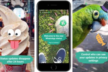 WhatsApp yllätti – Lisäsi täysin uuden ominaisuuden