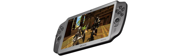 "Archos 7"" GamePad er den ultimative tablet til gamere"