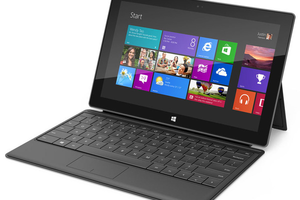 Surface med Windows RT er billigere end den nye iPad