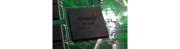 Rockchip overrasker med en hj-performance processor