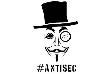 AntiSec releases tons of police data