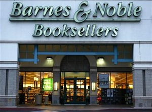 Microsoft, Barnes & Noble team up for new Nook, college subsidiary