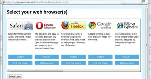 Microsoft hit with $730 million fine in EU over default browser choice screen