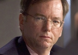 Eric Schmidt to sell 42 percent of his shares in Google