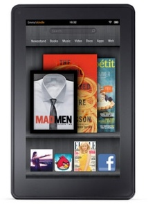 JP Morgan expecting 5 million Kindle Fire to be sold this quarter