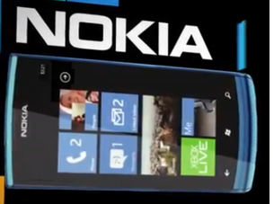 Mysteerinen Windows Phone -nokialainen vilahti promovideolla