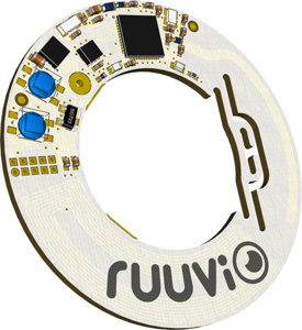 RuuviTag, an open-source Bluetooth Sensor Beacon, heading to KickStarter