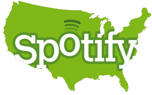 Spotify U.S. has over 1 million users already