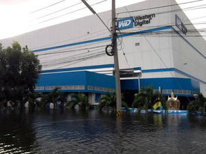 WD: Hard drive prices are 47 percent higher since Thai floods