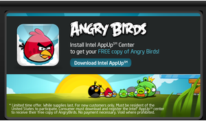 Angry Birds for PC available for free