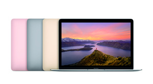 New 12-inch MacBook offers better battery life, new colors