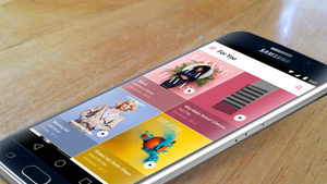 Apple Music exits beta on Android