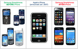 Samsung's patent infringement suit damages to Apple cut significantly by judge
