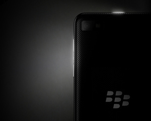 RIM shows off BlackBerry 10 teaser