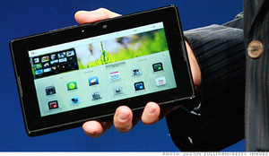 RIM unveils 'Playbook' tablet