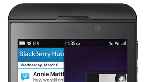 BlackBerry Z10 to reach AT&T on March 22nd