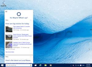 Googlelle porttikielto Cortanaan