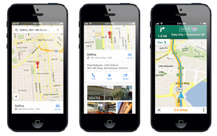 Google Maps for iPhone quickly becomes top app in App Store