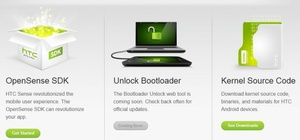 HTC bootloader unlocking tools now available
