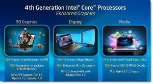 New Intel Haswell chips to offer 50 percent better battery life for notebooks than Ivy Bridge
